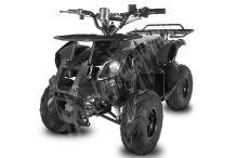"""Dětská čtyřtaktní čtyřkolka ATV Hummer RS 125ccm černá 1 rych. poloautomat 7"""" kola"""