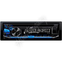 KD-R472 JVC autorádio s CD/MP3/USB/AUX/modře podsvícená tlačítka/odním.panel