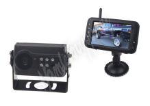 """cw3-dset43 SET bezdrátový digitální kamerový systém s monitorem 4,3"""""""