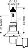 OS9006CBI-HCB OSRAM 12V HB4 51W cool blue intense (2ks) Duo-box