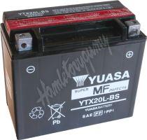 Motobaterie Yuasa YTX20L-BS (12V, 18Ah, 270A)