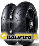 Dunlop Sportmax Qualifier II 180/55 ZR17 M/C (73W) TL zadní