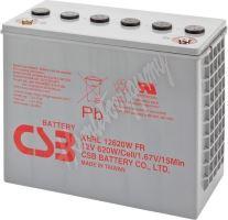 Záložní akumulátor CSB XHRL12620W (12V 360W/15minAh  800A)