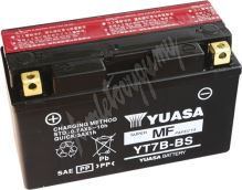 Motobaterie Yuasa YT7B-BS (12V, 6,5Ah, 85A)