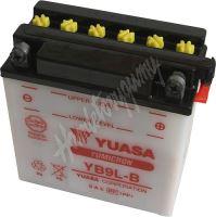 Motobaterie Yuasa YB9L-B (12V, 9Ah, 130A)