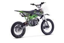 Pitbike Sky 125ccm 17/14 zelená
