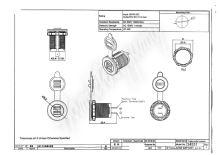 34531 2x USB nabíječka (zásuvka) voděodolná do panelu