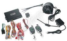 spy22 SPY 2-WAY CAR autoalarm, 2 x LCD ovladač