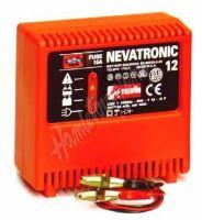 Nabíječka autobaterií Telwin Nevatronic 12 ( 12 V, 6/4 A) o kapacitě 40 - 50 Ah