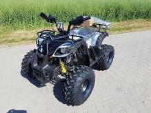 """Dětská čtyřtaktní čtyřkolka ATV Toronto RS 125ccm DELUXE maskáč modr 3 rych. poloaut 8"""""""