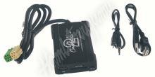 55usbty003 Connects2 - ovládání USB zařízení OEM rádiem Toyota, Citroën, Peugeot/AUX vstup