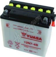 Motobaterie Yuasa 12N7-4B (12V, 7Ah, 74A)