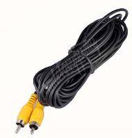 80347 CINCH video kabel, 5m