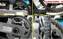 CLEANCHEM-R 1 L speciální čistič na řetězy motocyklů