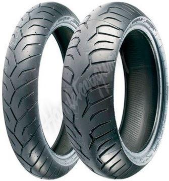 Pirelli Diablo Strada 180/55 ZR17 M/C (73W) TL zadní