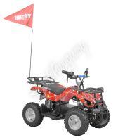 HECHT 56800 -  Dětská elektro čtyřkolka ATV 20 - 25 km/h. 800W 36V/12Ah