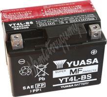Motobaterie Yuasa YT4L-BS (12V, 3Ah, 35A)