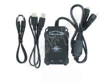 55usbhy001 Connects2 - ovládání USB zařízení OEM rádiem Hyundai, Kia/AUX vstup