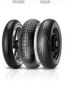 Pirelli Diablo Rain F SCR1 180/55 R17 M/C NHS