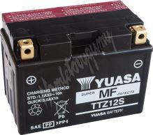 Motobaterie Yuasa TTZ12S (12V, 11Ah, 210A)