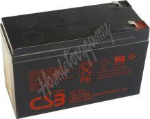 CSB Baterie GP1272 12V 7,2Ah