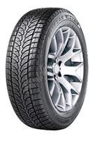 Bridgestone BLIZZAK LM-80 EVO MO M+S 3PM 235/60 R 18 103 H TL zimní pneu