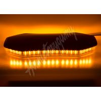 sre2-2940w LED rampa 398mm, oranžová, magnet, 12-24V, ECE R65