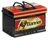 Autobaterie Banner Starting Bull 066 12 (12V, 66Ah, 360A)