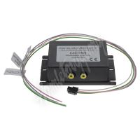 mi092 adaptér A/V vstup pro OEM navigaci Škoda, VW, Audi, Mercedes, VW bez OEM TV tuneru