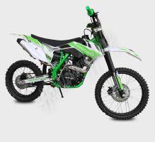 Pitbike MiniRocket Hurricane 250ccm 19/16 zelená