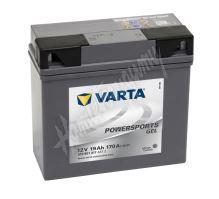 Motobaterie VARTA 519901, 12V 19Ah 170A
