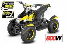 Dětská elektro čtyřkolka ATV Cobra 800W 36V Oranžová