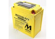 Motobaterie MOTOBATT MBTX16U 12V 19Ah 250A