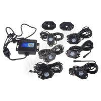 LEDrockRGB4 LED podsvětlení podvozku RGB 12-24V, Bluetooth, 18x3W