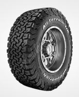 BF Goodrich ALL TERRAIN T/A RWL KO2 M+S LT235/70 R 16 104/101 S TL letní pneu