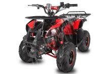 Dětská elektro čtyřkolka ATV Hummer 1000W 48V červená