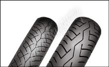 Bridgestone BT45 110/90 -18 M/C 61V TL přední