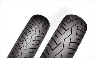 Bridgestone BT45 110/80 -17 M/C 57H TL přední
