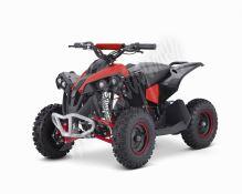 Dětská elektro čtyřkolka ATV MiniGade 1000W 48V červená
