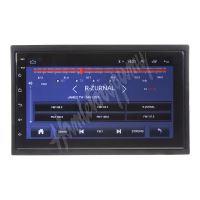 "80824A 2DIN autorádio s 7"" LCD, Android 8.1, WI-FI, GPS, Mirror link, Bluetooth, 2x USB"