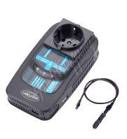 3512012D Měnič napětí z 12/220V + USB 120W/displej