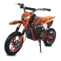 Elektrická motorka MiniRocket Viper 1000W 36V oranžová