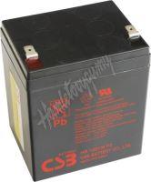 CSB Baterie HR1221W F2 12V 5,1Ah