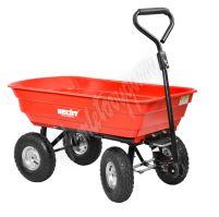 H 52145 - Zahradní ruční vozík, sklápěcí GA75