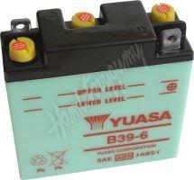 Motobaterie Yuasa B39-6 (6V 7Ah)