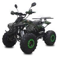 Dětská elektro čtyřkolka ATV Warrior XL 1500W 60V maskáč zelený