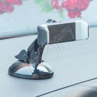 """r1090 Univerzální držák 2in1 s úchytem na sklo / větrací mřížky Smartphone 3,5""""- 6,5"""""""