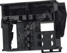 25055/1 MOST plast konektoru černý