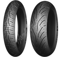 Michelin Pilot Road 4 GT 120/70 ZR17 M/C +190/55 ZR17zesílená kostra pro težší motorky