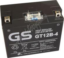 Motobaterie Yuasa GT12B-4 (12V, 10Ah, 180A)